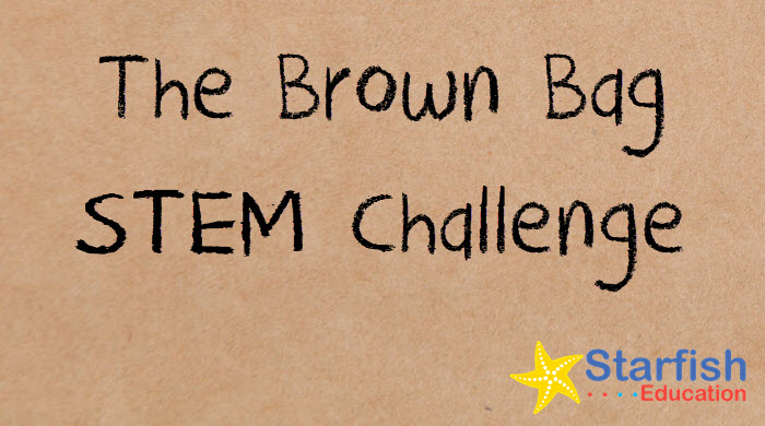 The Brown Bag STEM Challenge- 10 Projects for Engaging STEM