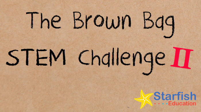 10 Easy STEM Projects for Engaging Students- The Brown Bag Challenge II