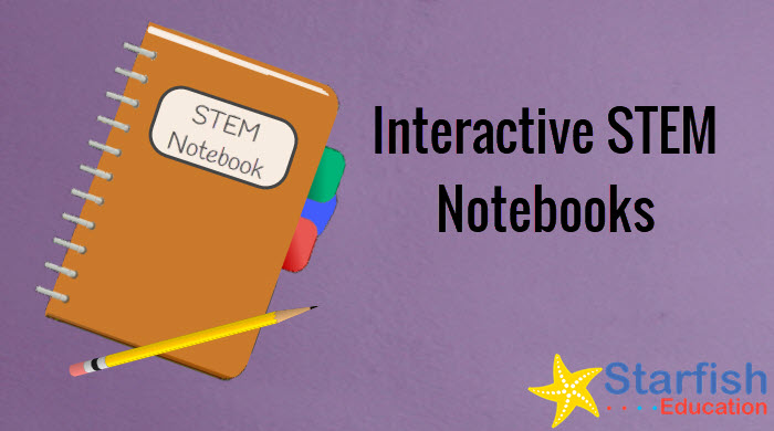 Interactive STEM Notebooks: 10 Resources to Get Started