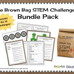 Available Now!  The Brown Bag STEM Challenge II Design Briefs
