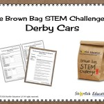 The Brown Bag STEM Challenge II- Derby Cars