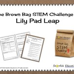The Brown Bag STEM Challenge II- Lily Pad Leap