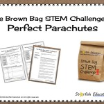 The Brown Bag STEM Challenge II- Perfect Parachutes