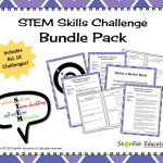 Hooray! STEM Skills Challenges Now Available!