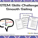 STEM Skills Challenge- Smooth Sailing
