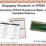 Engaging Students in STEM: Notebook Rubrics