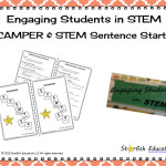 Engaging Students in STEM: Graphic Organizers