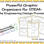 Powerful Graphic Organizers for STEM- Engineering Design Process