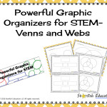 Powerful Graphic Organizers for STEM- Venns and Webs