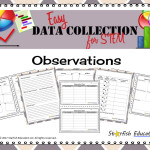 Easy Data Collection for STEM- Observations