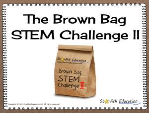 Brown Bag STEM Challenge II