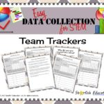 Easy Data Collection for STEM- Team Trackers