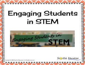Engaging Students in STEM