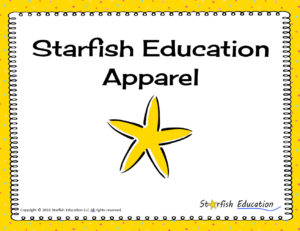 Starfish Education Apparel