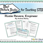 Best Picture Books for Teaching STEM- Rosie Revere