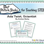 Best Picture Books for Teaching STEM: Ada Twist, Scientist