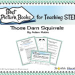 Best Picture Books for Teaching STEM- Those Darn Squirrels