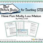Best Picture Books for Teaching STEM- Have Fun Molly Lou Melon