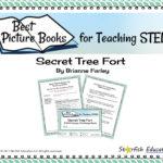 Best Picture Books for Teaching STEM: Secret Tree Fort