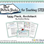 Best Picture Books for Teaching STEM- Iggy Peck