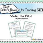Best Picture Books for Teaching STEM: Violet the Pilot