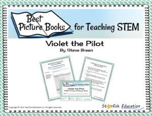 PictureBook_VioletPilot_Image