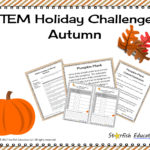 Holiday STEM Challenge- Autumn