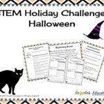STEM Holiday Challenge- Halloween