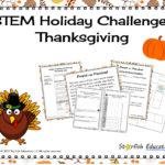 Holiday STEM Challenge- Thanksgiving