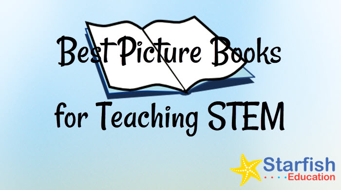 9 Best Picture Books for Making STEM into STEAM