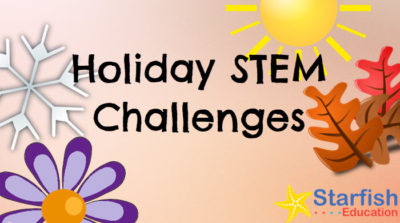 Holiday STEM Challenge- Winter